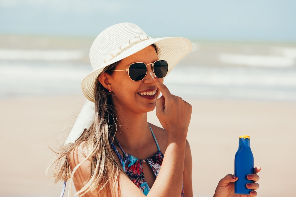 Protecting Your Face From Sun Damage